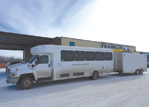 Greyhound passenger service returns to Slave Lake
