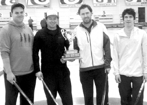 Curling season closes with three league championships
