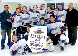 Bantams close out season with a league championship