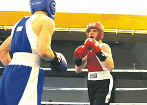 Local boxer brings home gold from Idaho tournament