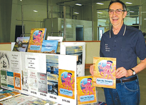 Local author adds childrens picture book to his collection