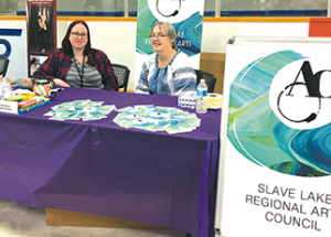 Slave Lake & District Chamber of Commerce Spring Trade Show, 2017