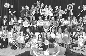 EGW kids to perform Willy Wonka show