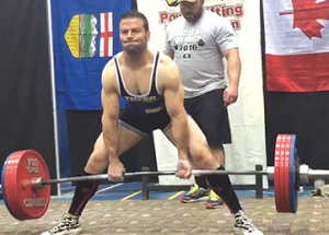 Power-lifting meet happening in Slave Lake