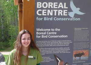 Bird programs paying off for Boreal Centre