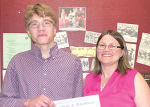 Students nominated for STEM award
