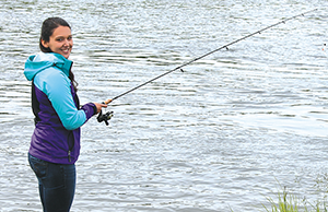 ACA hosts annual 'Kids Can Catch' fishing day event