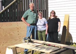 Volunteers from Ontario transforming SL Wesleyan Church