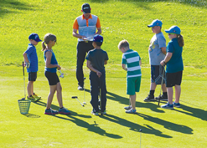 Junior golf program booming at Gilwood
