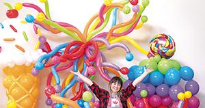 Local boutique gets into balloon biz