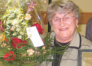 Pillar of the community, Stella Boisvert passes at age 89
