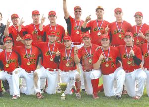 Juniors defy odds, bring home provincial gold