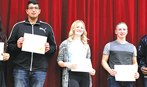 Roland Michener awards students for academic achievements