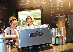 The Fix doing its bit for gourmet coffee culture in town