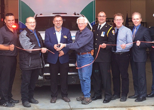 New four-bay ambulance station for Wabasca-Desmarais