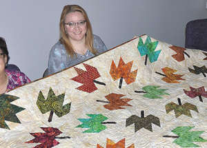 High Prairie Quilt Guild hosts annual show