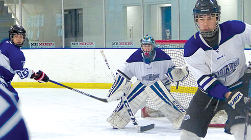 Midget Thunder grind out wins over Wabasca, Hinton
