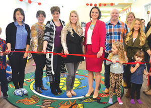 Parent Link centre launched