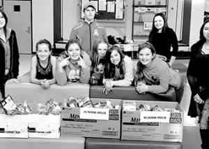 St. Francis for the food bank