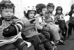 Skating programs running with 72 kids registered