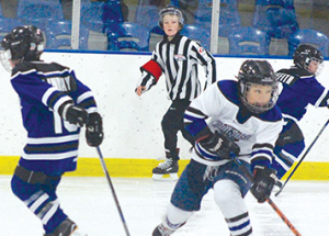 Weekend hockey: Slave Lake Bantams have their way with Hinton