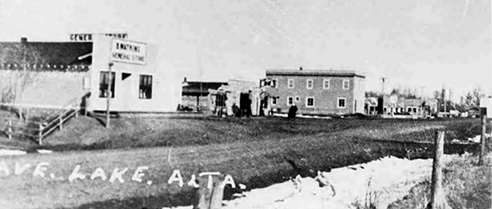 Stories from back in the day in Slave Lake (Part II)