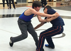 Rams' wrestlers qualify for Alberta, Arctic Winter Games