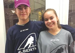on Team Alberta North