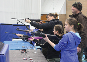 Big turnout for Rod and Gun Club family fun event
