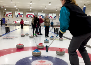 Curling club requests the usual