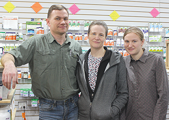 Health and Christian book store opens at Plaza 2000