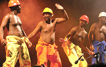 African culture and dance coming to town next week ACulture and dance group coming to town next week