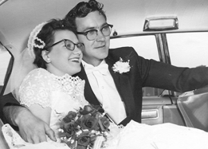 Local couple celebrates 60 years together