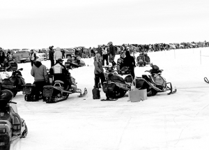 Outlaw Sled Drag Races a big improvement over last year