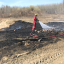 Exploding targets cause grass fire south of Slave Lake