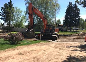 Construction season is here