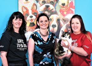 MLA praises work of animal rescue group