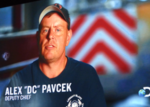 Regional fire service comes across well in reality TV show