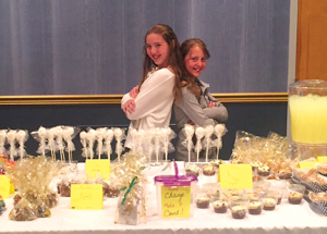 Bake sale for the Childhood Cancer Canada Foundation