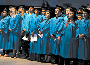 Northern Lakes College celebrates record number of grads