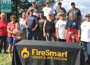 FireSmart clean-up for Canyon is just the first of many