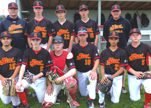 Midgets 'punching above their weight' at Tier II provincials