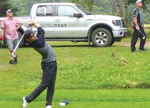 Local golfer Thomas Spencer to test his skill on tour