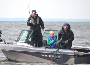 30th annual Golden Walleye Classic held at Shaw's Point