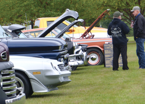 Hwy. 88 Rods and Customs annual  Show 'n Shine