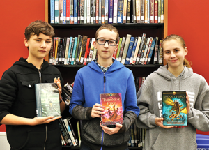 St. Francis students are avid readers