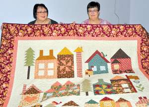 'Comforts of Home' will be on full display at quilt show