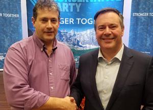 John Middelkoop UCP Nomination Candidate for Lesser Slave Lake