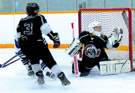 The minor hockey story; two big wins for Midget 1 team