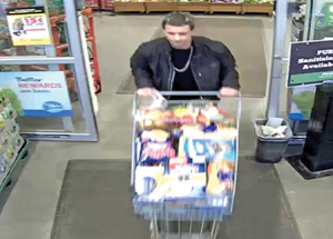 Police look for help in grocery theft